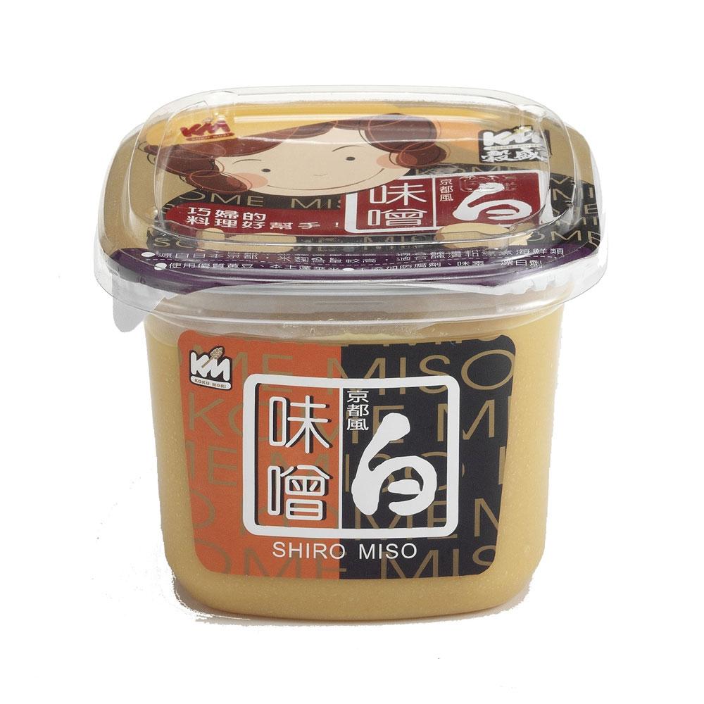穀盛 有機白味噌(500g)