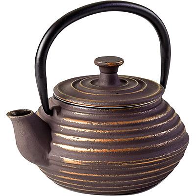 IBILI Kuta鑄鐵濾茶壺(線圈銅300ml)