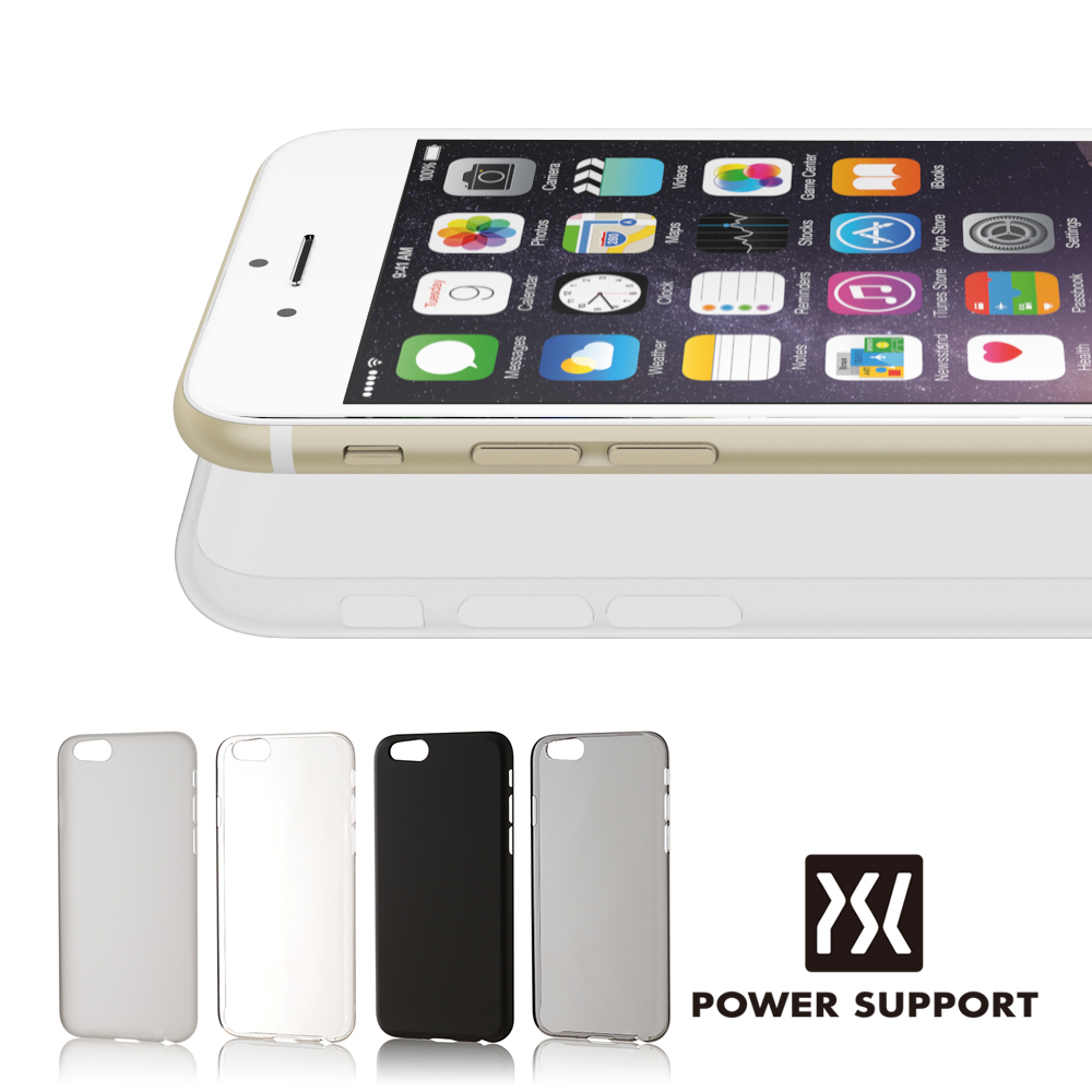 POWER SUPPORT iphone 6 /6s  Air jacket手機殼