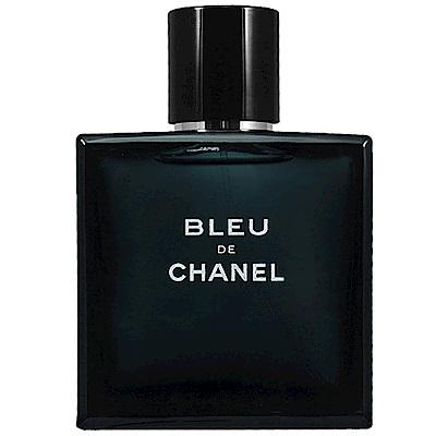 CHANEL 香奈兒 BLEU DE CHANEL 藍色男性淡香水(100ml)(無盒版)