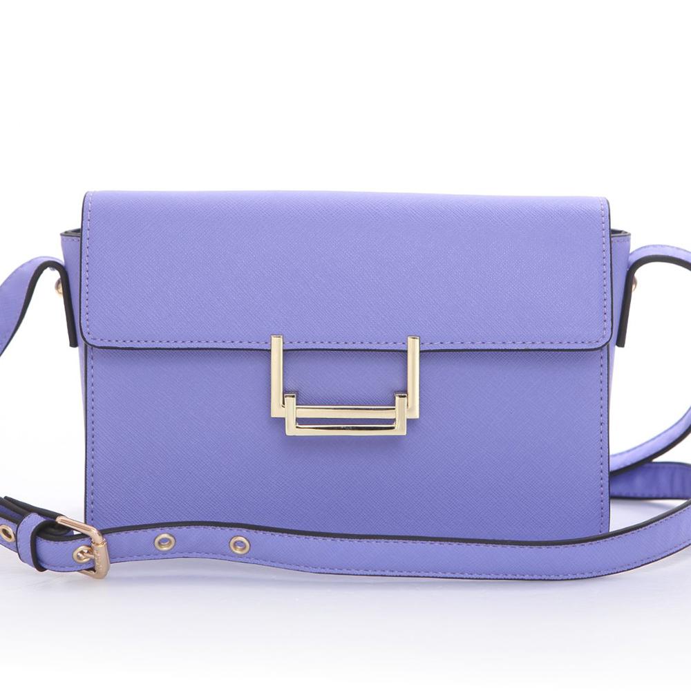 WuMi 無米 蘇菲亞立體金屬釦環包  薰衣草紫