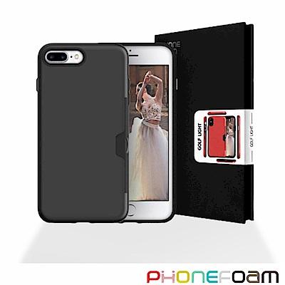 Phonefoam GOLFLIGHT iPhone7/8Plus插卡式立架吸震...