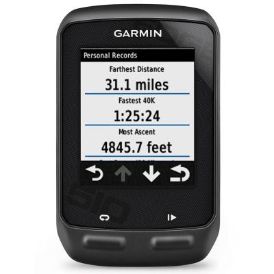 GARMIN Edge 510觸控式行動連網自行車記錄器-24hr