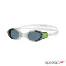 SPEEDO 兒童泳鏡 Futura BioFUSE 透明/綠