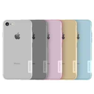 NILLKIN Apple iPhone 7 本色TPU軟套