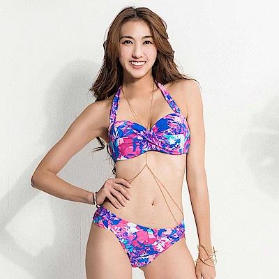 Avalanche巴西泳裝-紫丁香狂想曲-平口比基尼