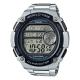 CASIO 球狀大錶面設計潮流運動數位錶(AE-3000WD-1)-不銹鋼帶-55.5mm product thumbnail 1