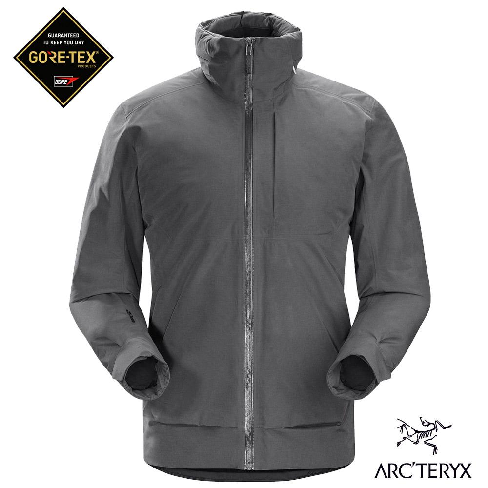 Arcteryx 始祖鳥 男 Ames GoreTex 防水保暖外套 灰