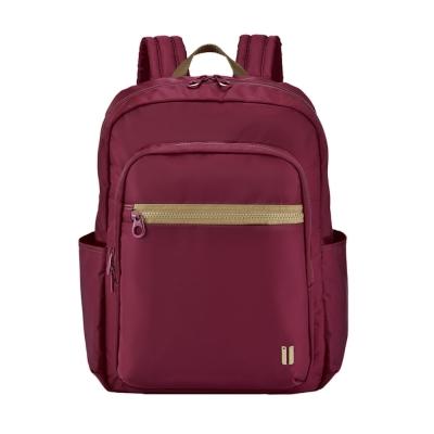 SUMDEX-時尚彩色商務休閒-14吋肩背電腦包