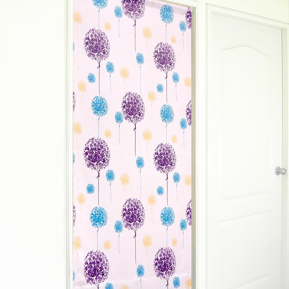 布安於室-希蕾雅風水簾-紫色
