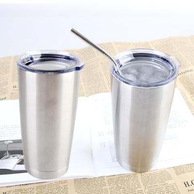 Conalife 304不鏽鋼保溫/保冷杯450ML(附杯蓋)