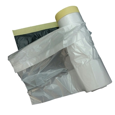 米夢家居-登革熱噴藥必備超高240CM油漆防護膠帶-長12公尺-2入