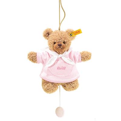 STEIFF泰迪熊 - 玩偶音樂鈴Teddy Bear Music Box