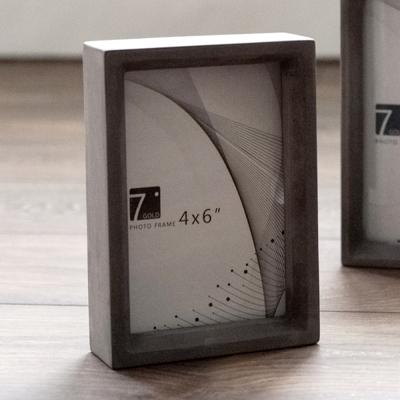 Home Feeling 4吋x6吋工業風設計款相框/桌上框