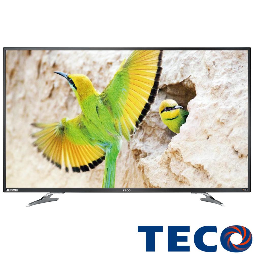 TECO東元 55吋 真4K Smart 液晶顯示器+視訊盒 TL55U1TRE @ Y!購物