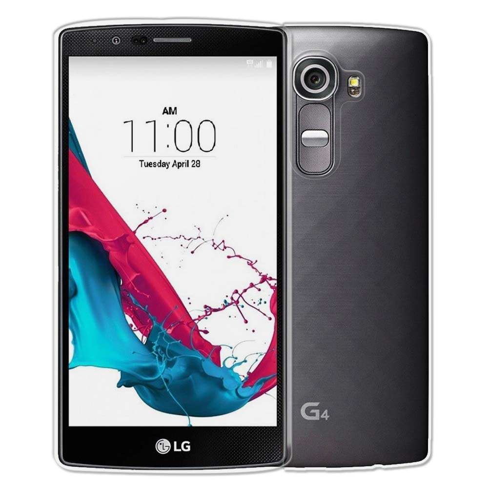 Yourvision LG G4 5.5吋 晶亮清透高質感保護套