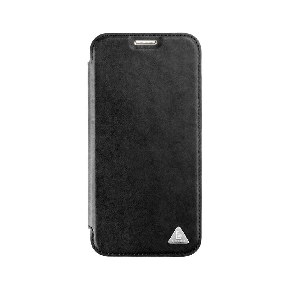LUCCIDA Samsung Galaxy S6 透明背蓋超輕薄側掀皮套