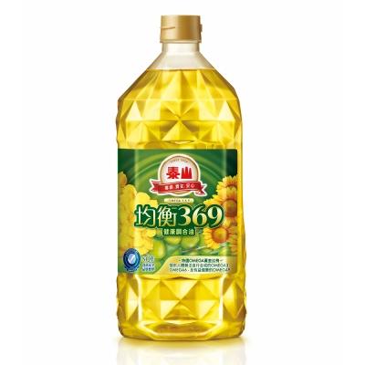 泰山 均衡369健康調合油(2L)