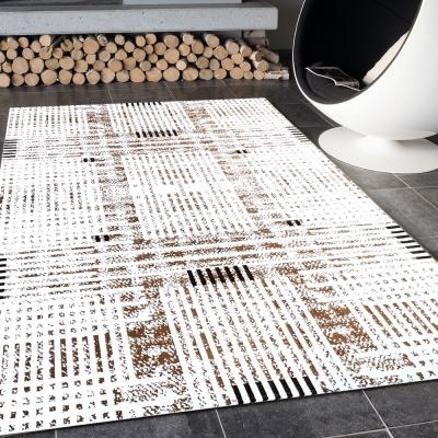 Ambience 比利時Palmas 絲光地毯 -雪粹 (140x200cm)