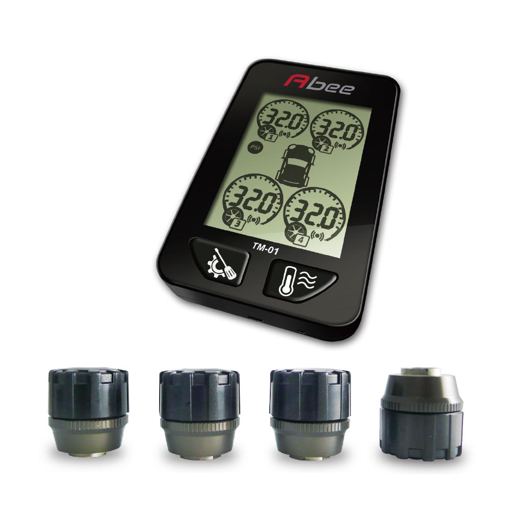 快譯通 Abee TM-01 胎外型胎壓監測系統 (TM-01X-胎外)-急速配