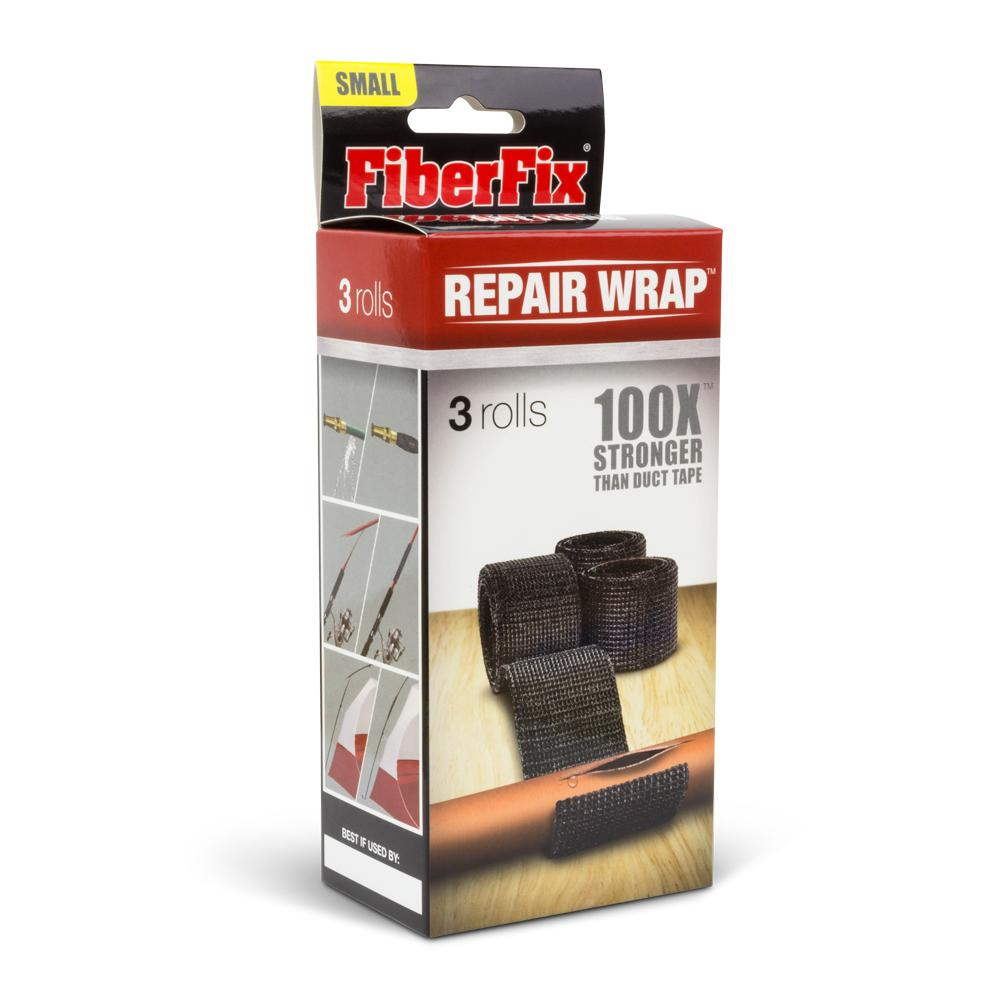 FIBERFIX 鋼鐵纖維膠帶 2.5cm (3卷/盒)