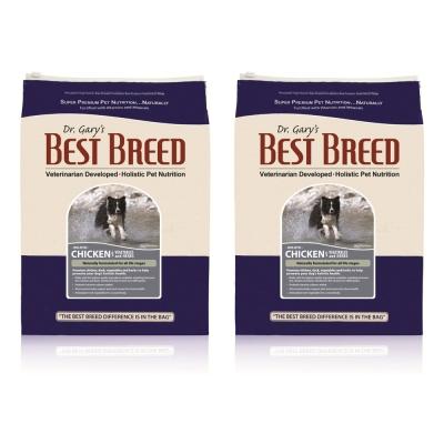 BEST BREED貝斯比 全齡犬 雞肉+蔬果與香草配方 1.8kg X 2包入