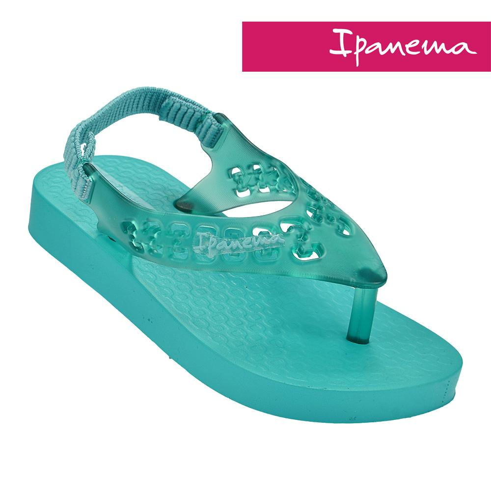 IPANEMA CARINHO 寶寶 休閒涼鞋(湖水藍)
