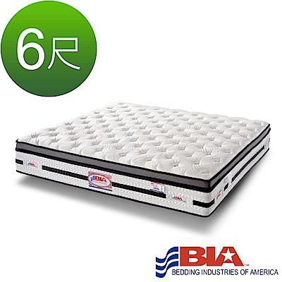 美國BIA名床-極致輕柔-獨立筒床墊-6尺加大雙人