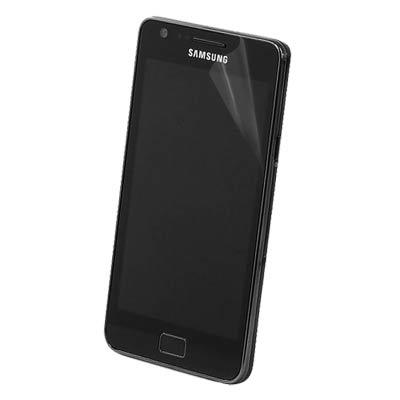 Samsung GALAXY S2 i9100 晶磨抗刮高光澤(亮面)機身正面保...