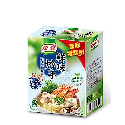 康寶 鮮味炒手鰹魚體驗組 (盒/4入)