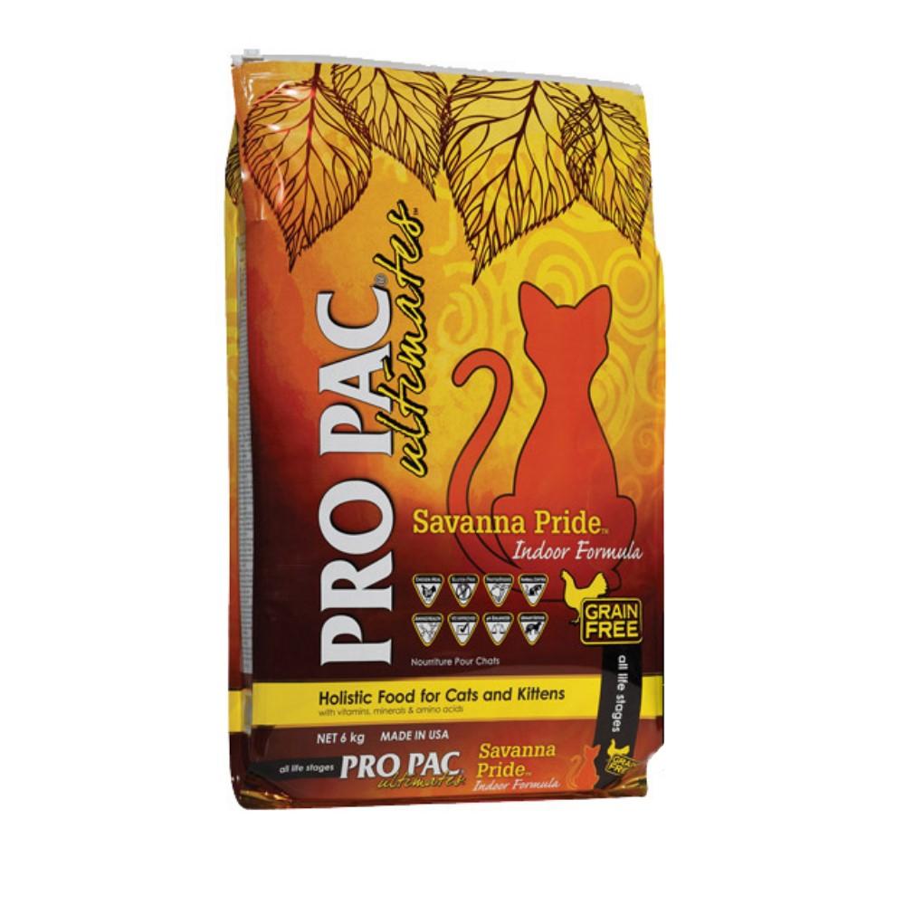 美國柏克PROPAC 無穀全齡貓配方(雞肉+鷹嘴豆+蔓越莓) 5lb