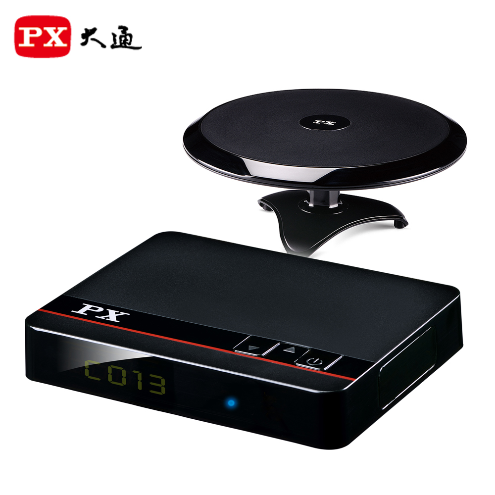 PX大通HD-8000+HDA-6200高畫質數位電視接收機+高畫質室內天線 @ Y!購物
