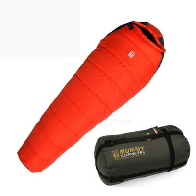 澳洲LONEPINE 可拼接防水極地保暖睡袋 紅色