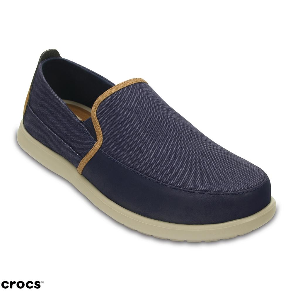 Crocs卡駱馳(男) 聖克魯茲風尚便鞋-204241-4FT