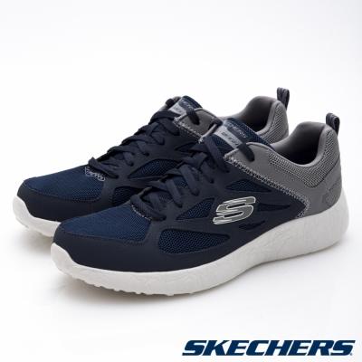 SKECHERS (男) 運動系列 Burst - 52104NVGY