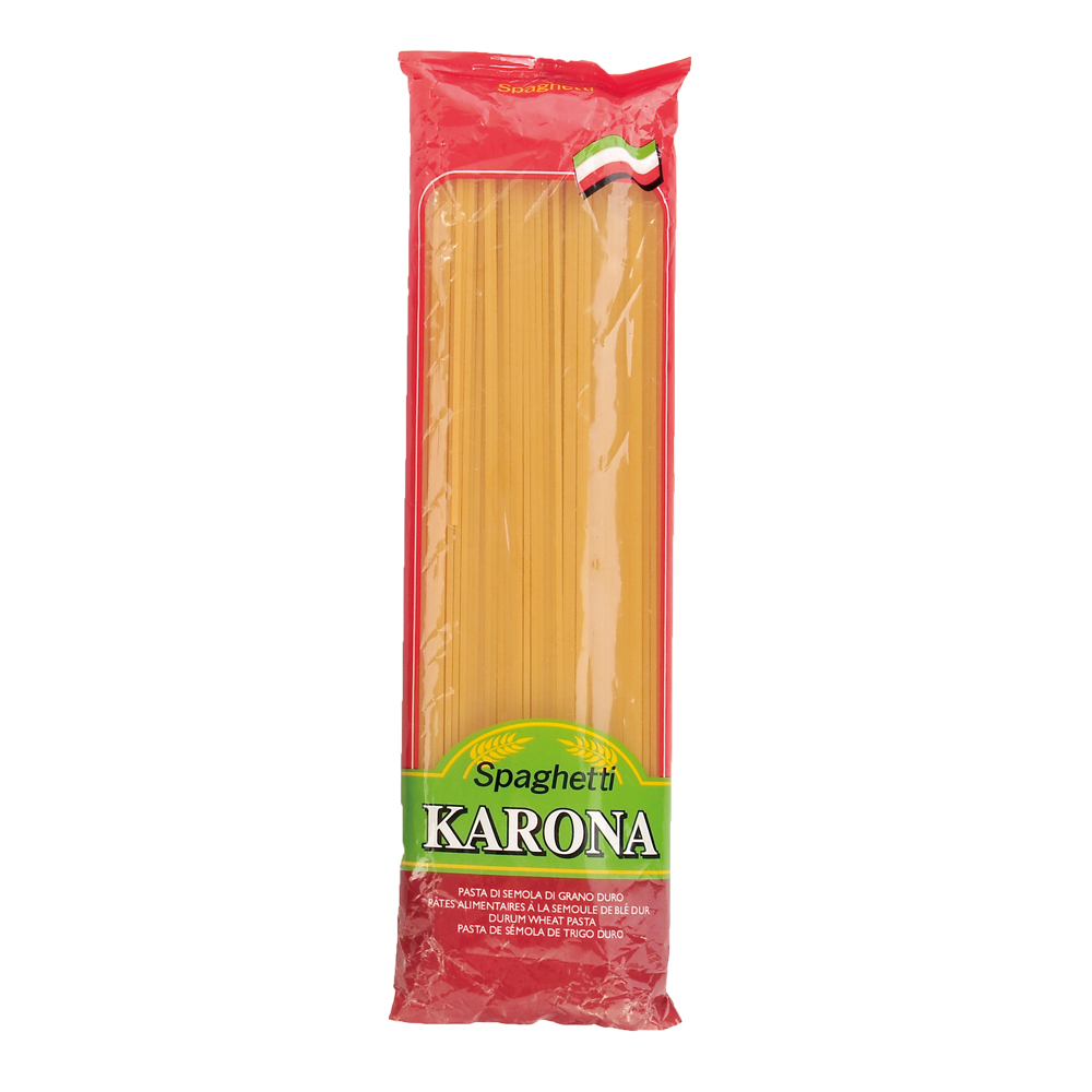 KARONA 卡好拿 義大利直麵(400gx4入)