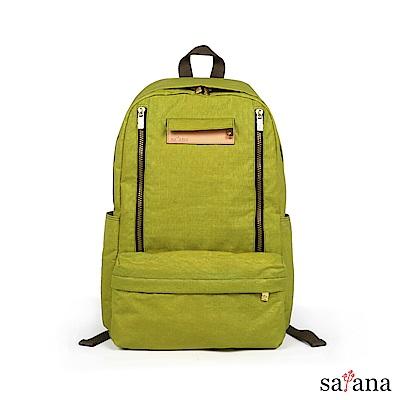 satana - Soldier 輕旅行後背包 - 檸檬香茅