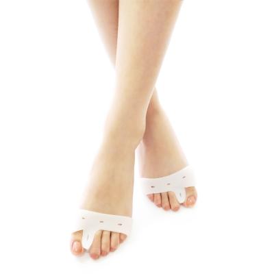 足的美形  頂級矽膠前掌分趾保護墊(2雙)