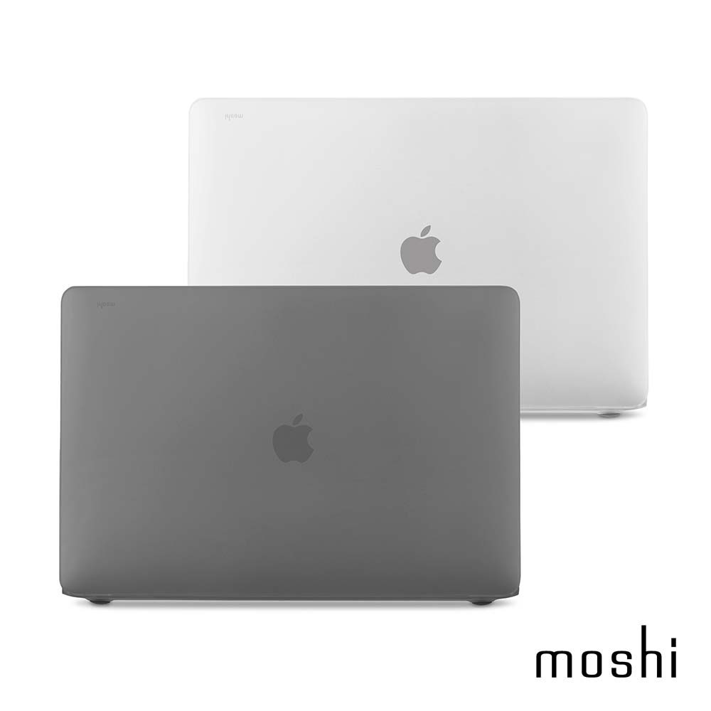 Moshi iGlaze Pro 15 (with Touch Bar) 輕薄防刮保護殼(透明)