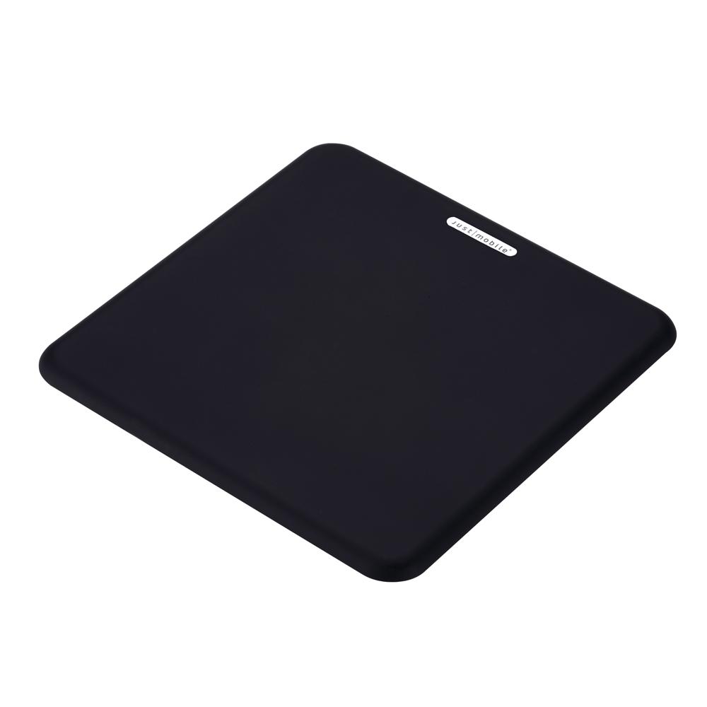 Just Mobile HoverPad特殊塗層矽膠滑鼠墊