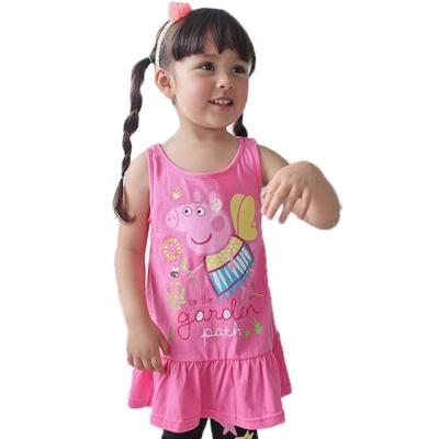 粉紅豬小妹連身裙 k50131