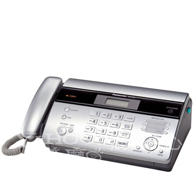 Panasonic 國際牌 感熱紙傳真機 KX-FT981 (銀色)