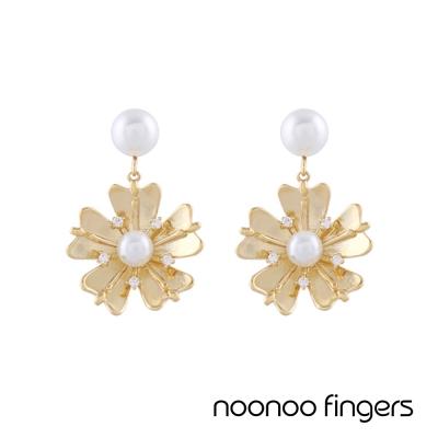 NNF部落客聯名 ★Baby Blossom★ 花漾寶貝 耳環 (耳針/耳夾)