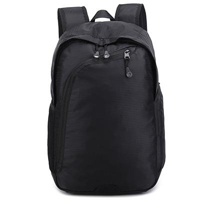 WEROCKER-雙肩後背包-黑色-WR200113