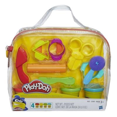 PlayDoh 培樂多 - 黏土入門創作遊戲組+補充罐