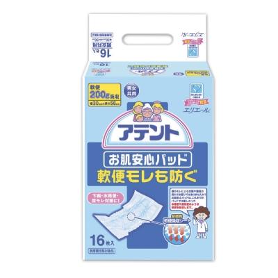 日本大王Attento軟便防漏超安心紙尿片(16片/包)
