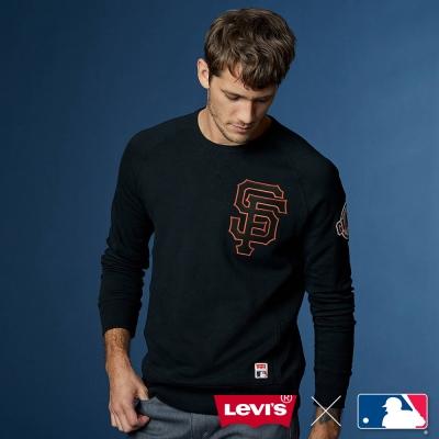 大學T 男裝 LEVI'S X MLB舊金山巨人 限量聯名