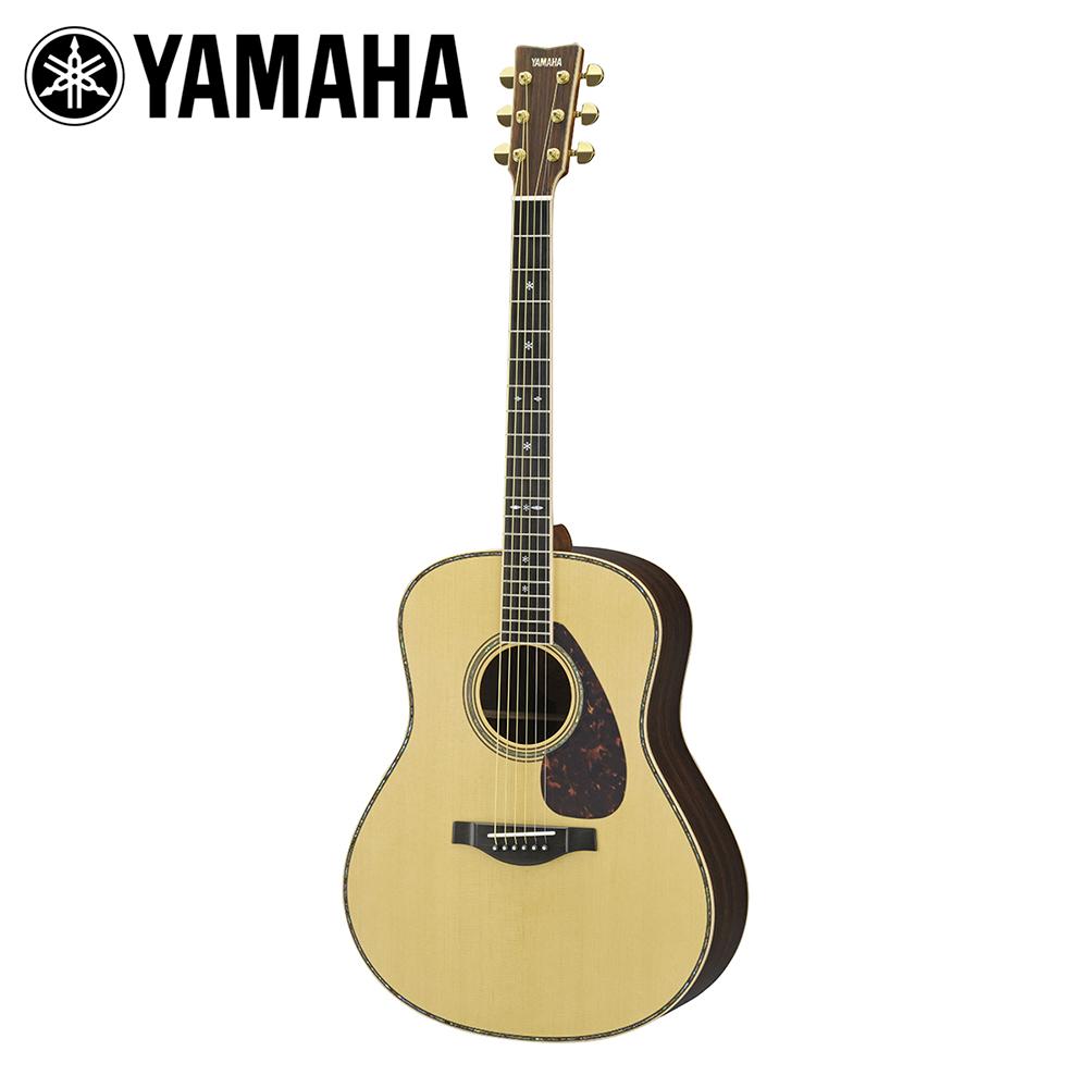 YAMAHA LL36 A.R.E 高階手工民謠木吉他