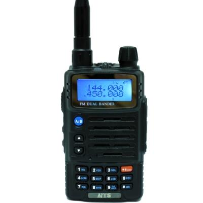 【MTS】雙頻雙顯示無線電對講機 MTS-168UV