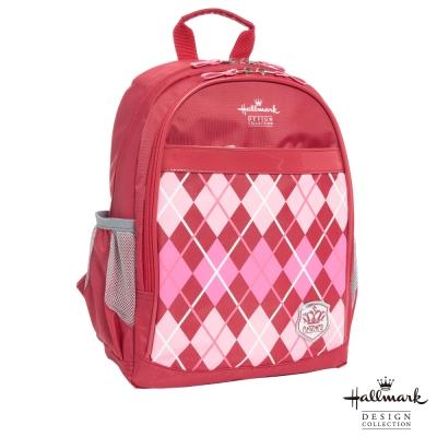 Hallmark Kids英倫學院後背包-優雅紅HL00H01RD